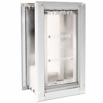 Patio Pacific Endura Flap Medium Wall Mount Double Flap