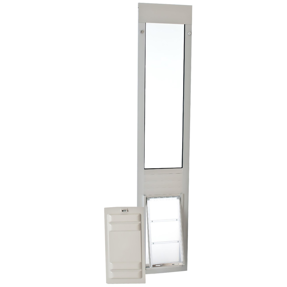 Patio Pacific Endura Flap Quick Panel 3 Satin Frame