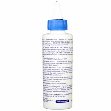 Epi-Otic ADVANCED Ear Cleanser (4 fl oz)
