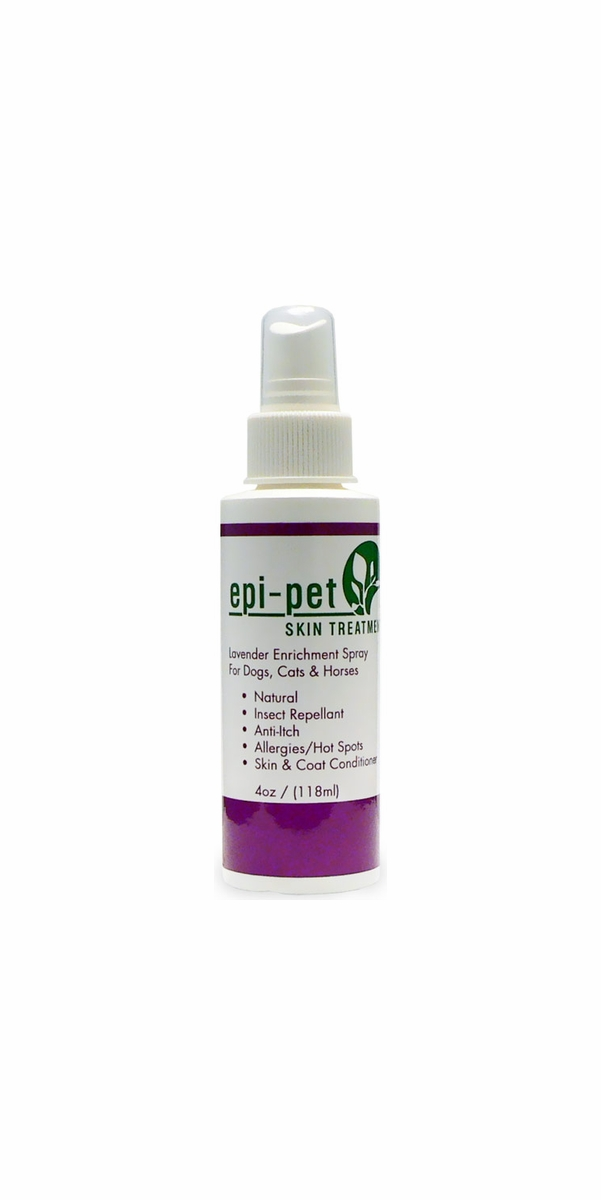 Epi Pet Lavender Skin Treatment Spray (4 oz)