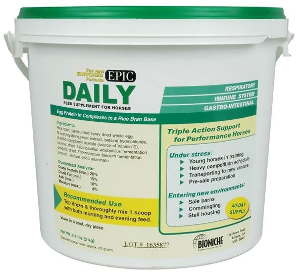 Epic Daily Horse Supplement
