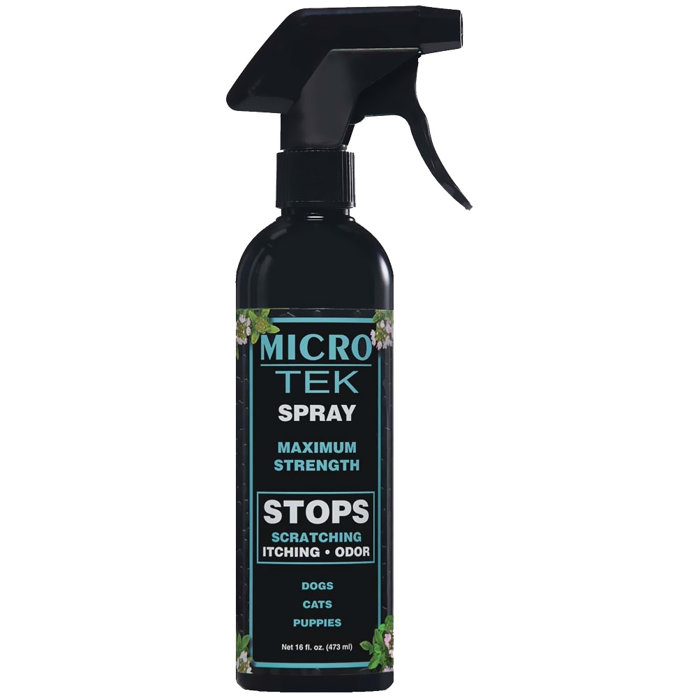Eqyss Micro-Tek Pet Spray (16 oz)