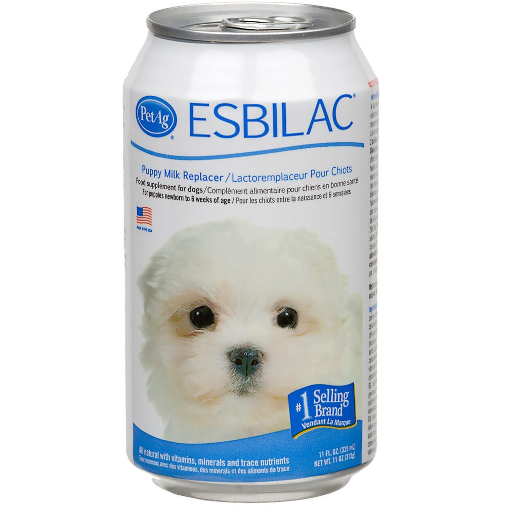 Esbilac Puppy Milk Replacer Liquid (11 oz)