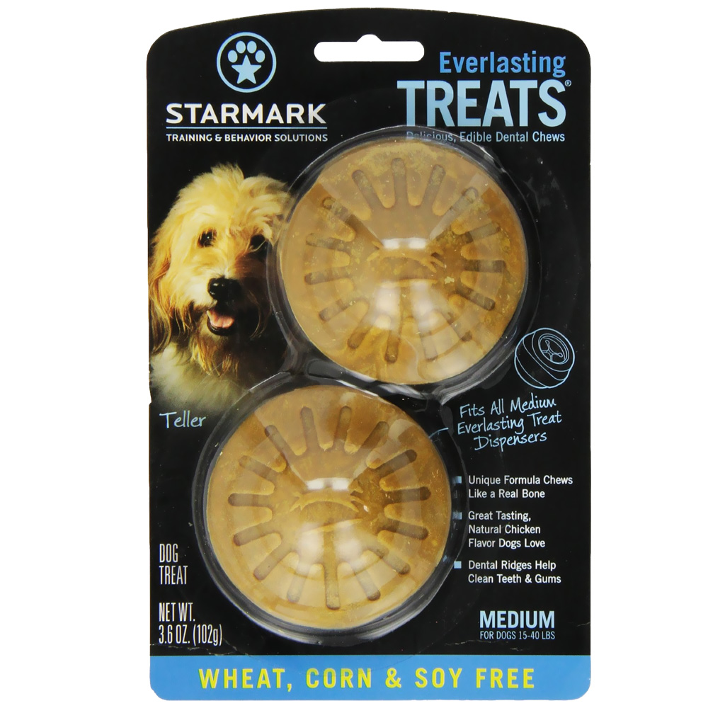 Everlasting Treats Wheat, Com & Soy Free - Medium