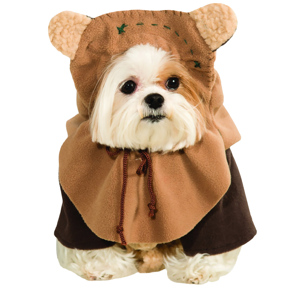 Ewok Dog Costume - Medium