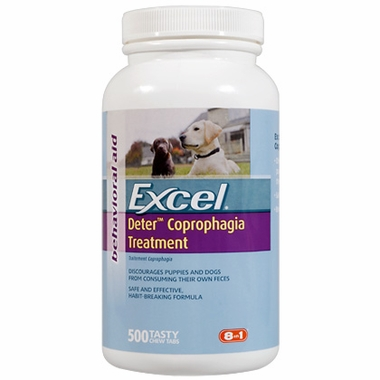 Excel Coprophagia Treatment (500 Tabs)