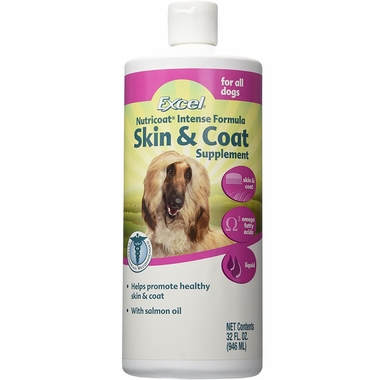 Excel Intense Shield Skin & Coat Supplement (32 oz)