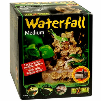 Exo-Terra Waterfall with Pump - Medium