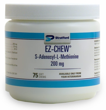 EZ-CHEW S-Adenosyl Plus 200mg (75 Soft Chews)