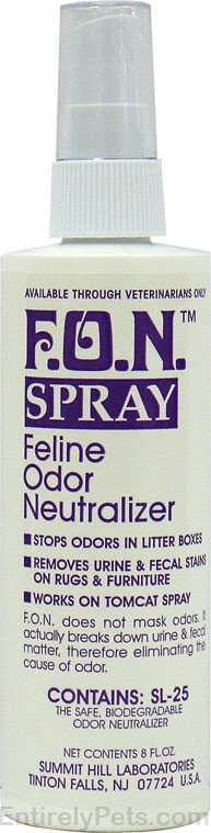 F.O.N. (Feline Odor Neutralizer)