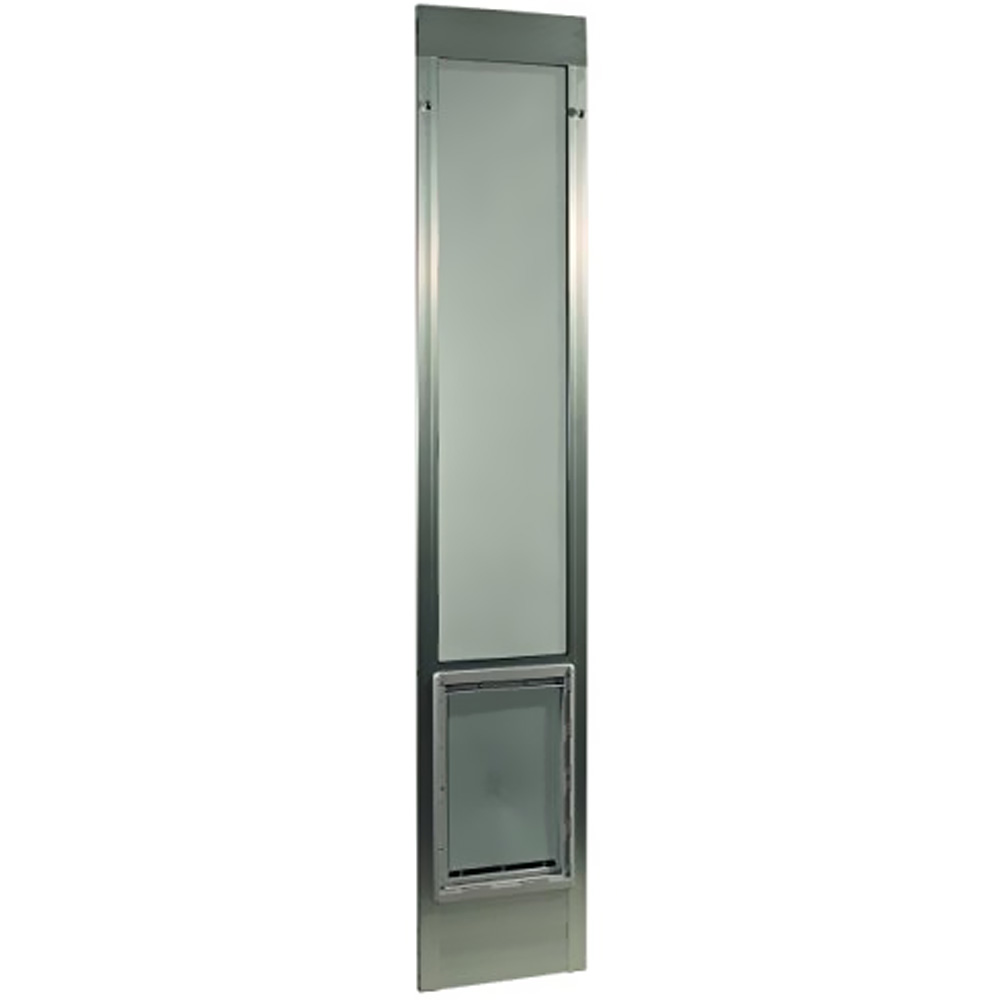 """Fast Fit Pet Patio Door 80"""" - Extra Large (Mill)"""