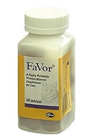 Favor Tablets for Cats by Pfizer (60 tablets)