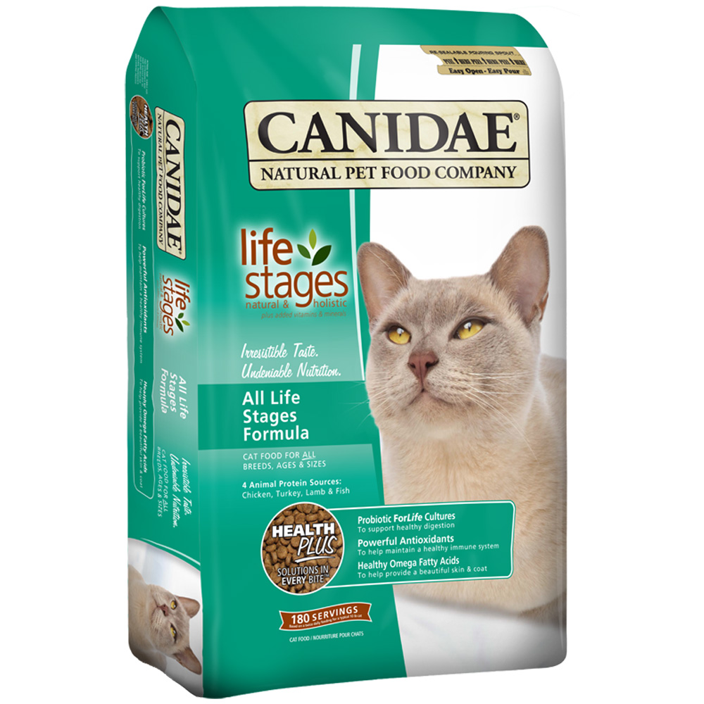 Felidae Original All Life Stages Cat/Kitten Food (8 lb)