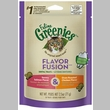 Feline Greenies Dental Treat Chicken & Salmon Flavor (2.5 oz)