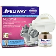 Feliway MultiCat Starter Kit & 30 Day Refill (48 ml)