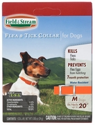 Field & Stream Flea & Tick Collar for Dogs