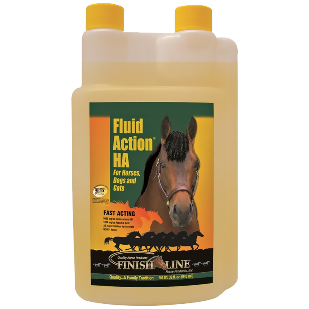 Finish Line Fluid Action HA Liquid (32 oz)