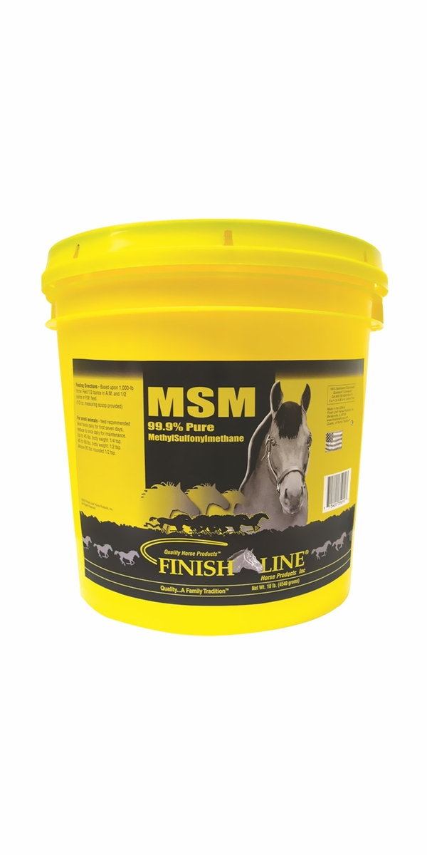 Finish Line Pure MSM