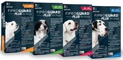 Fiproguard Plus Flea & Tick Squeeze-On for Dogs & Cats