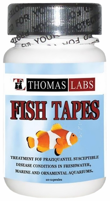 Fish Tapes 34mg (10 count)