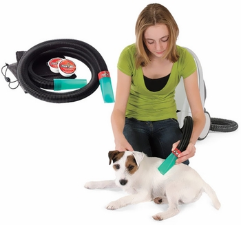 FleaVac Home & Pet Flea Vacuum Unit