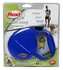 Flexi Classic Long Retractable CORD Leash for Dogs up to 44 lbs. (BLUE)