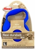 Flexi Durabelt Belt Retractable Leash - Large 150 lbs. - Blue 16 ft.