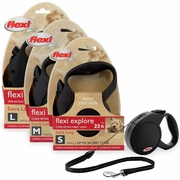 Flexi Explore Retractable Leashes for Dogs