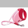 Flexi Expression Retractable Leash Red - Medium/Large