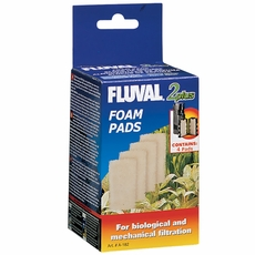 Fluval 2 Plus Foam Insert (4-Pack)