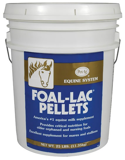 Foal-Lac Horse Supplement
