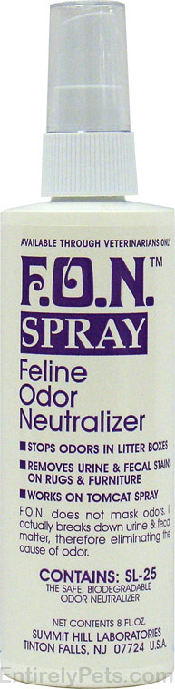 FON (Feline Odor Neutralizer) Spray (8 oz)