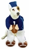 Football Fever Dog Costume - SMALL