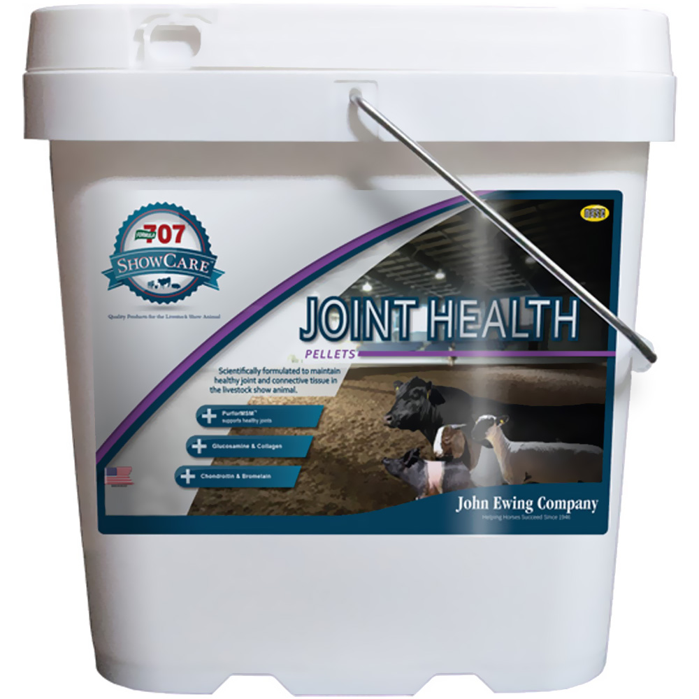 Formula 707 ShowCare™ Joint Health for Livestock