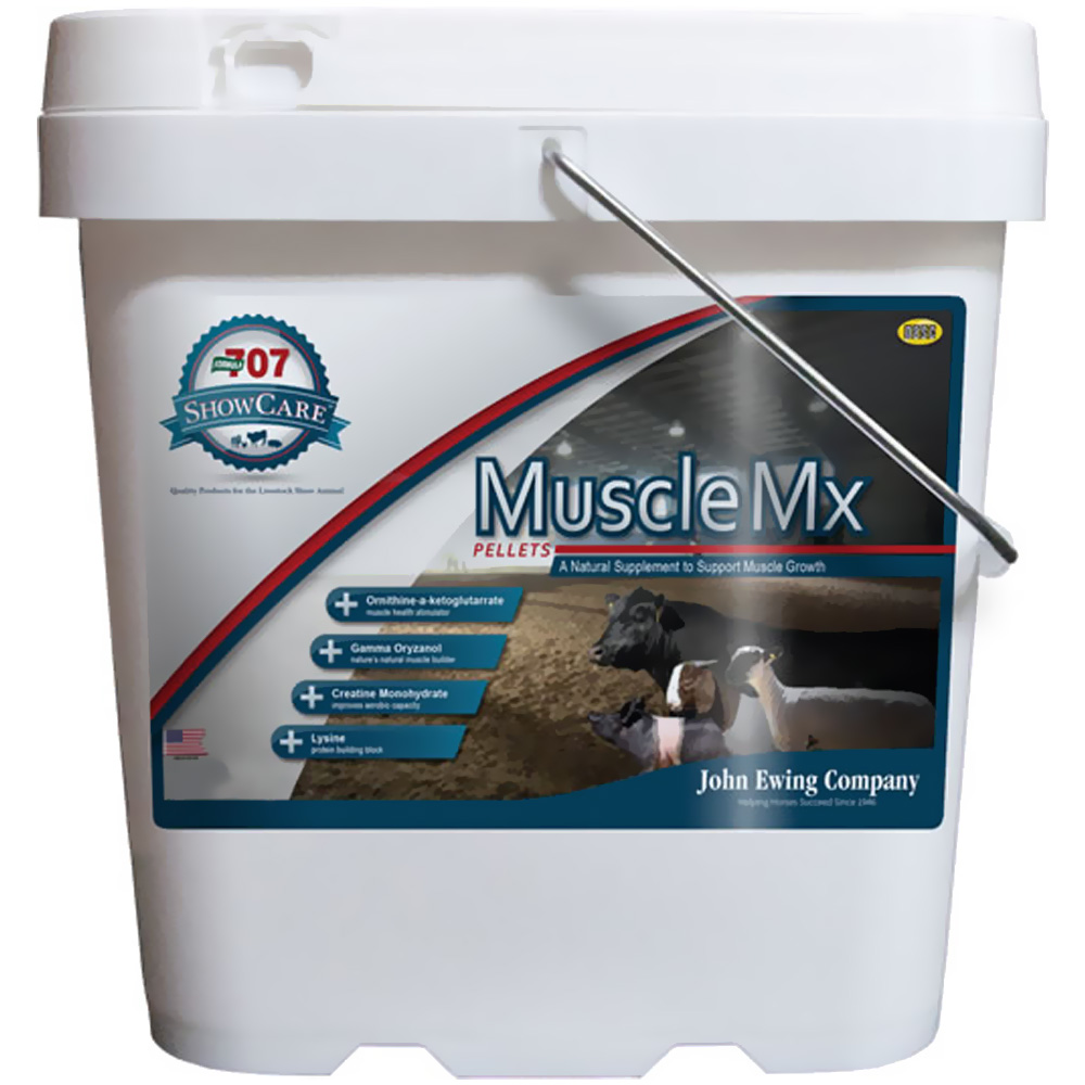 Formula 707 ShowCare™ MuscleMx for Livestock