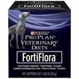 FortiFlora CANINE Nutritional Supplement by Purina - Box of 30 (1 gram packets)