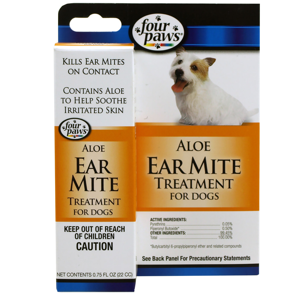 Home Treatment For Ear Mites In Dogs