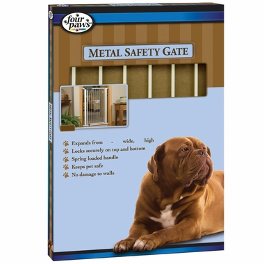 Four Paws Metal Safety Gate (30-34