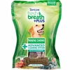 Fresh Breath Plus Dental Treats Advanced Cleaning System - Regular (10 chews)