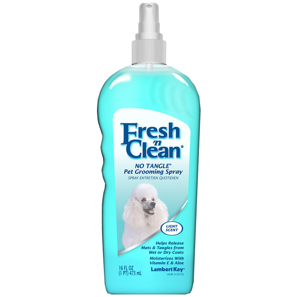 Fresh 'n Clean No Tangle Spray (16 fl oz)