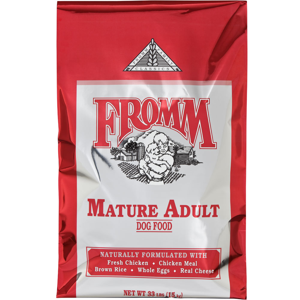 Fromm Classic Mature Dog Food (33 lb)