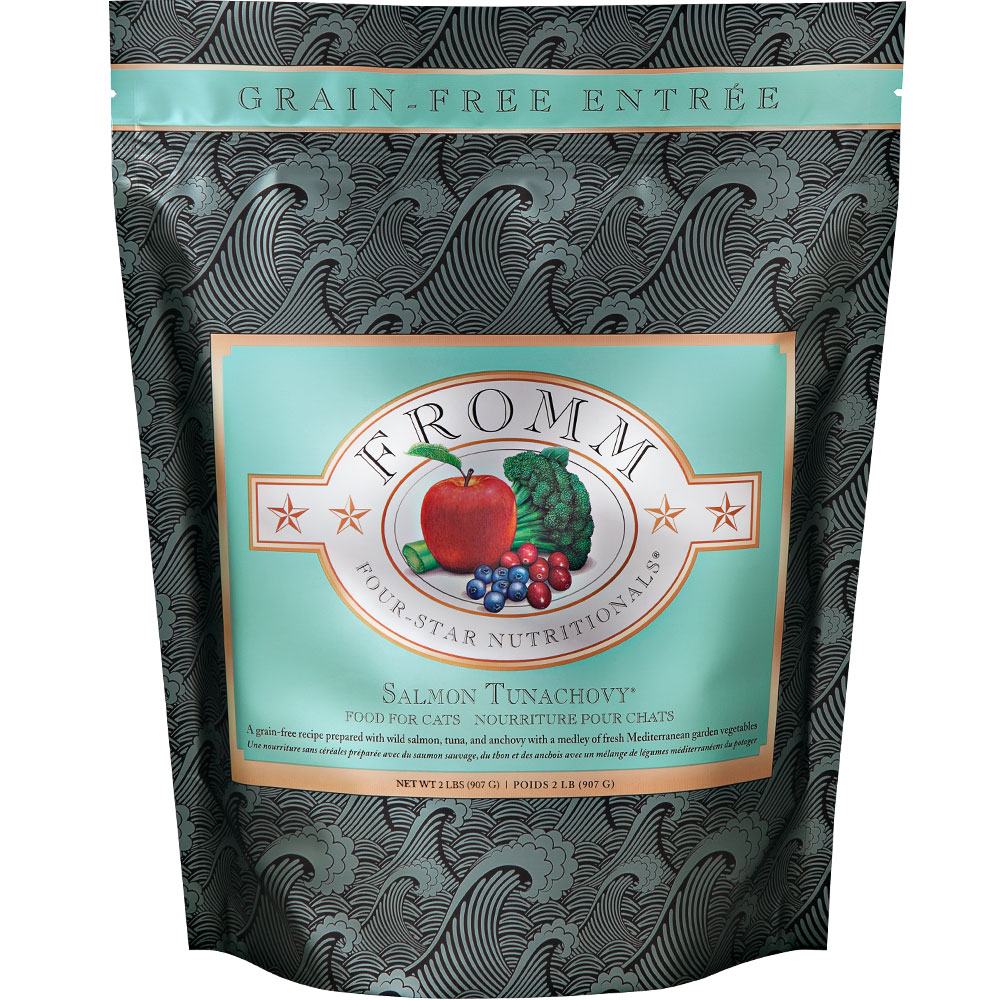 Fromm Four-Star Cat Food - Salmon Tunachovy (2 lb)