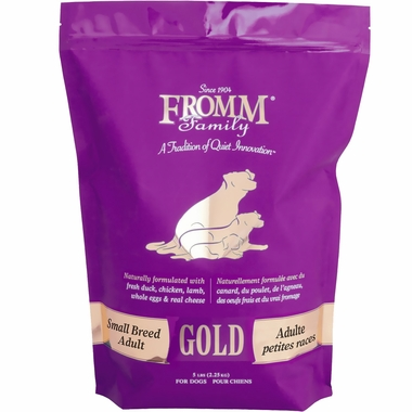 Fromm Gold Dog Food Reviews
