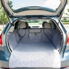Front Pet - Quilted SUV Cargo Cover (Universal Fit)