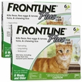 Frontline PLUS for Cats - 12 MONTH