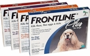 Frontline PLUS for Dogs & Puppies