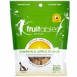 Fruitables Dog Treats Pumpkin & Apple (7 oz)