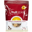 Fruitables Dog Treats Pumpkin & Cranberry (7 oz)