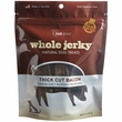 Fruitables Whole Jerky Dog Treats - Thick Cut Bacon (5 oz)