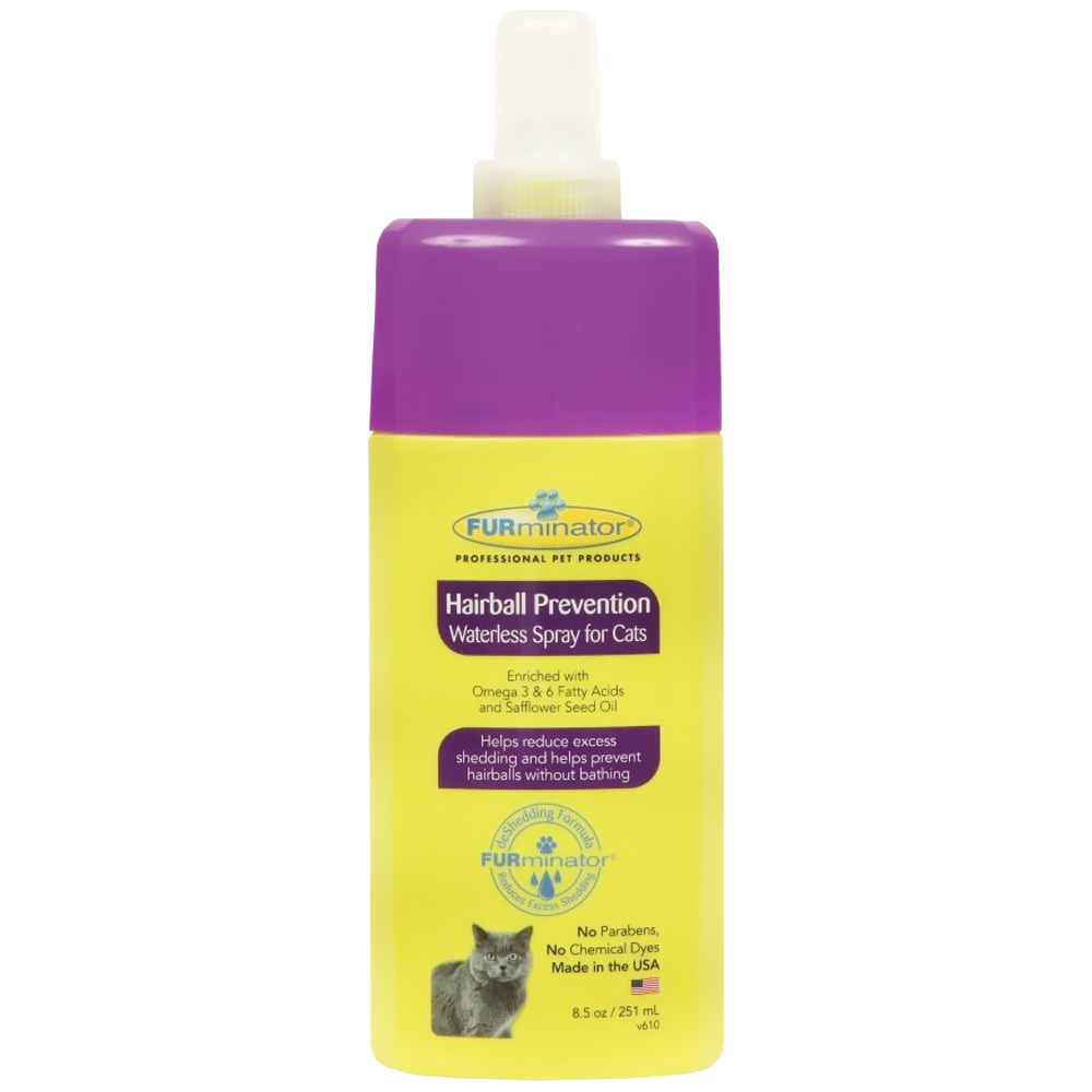 FURminator My FURst Waterless Shampoo for Kittens (8.5 oz)